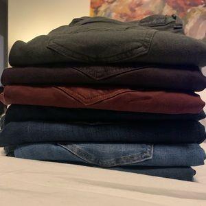 American Eagle jeans/jeggings bundle